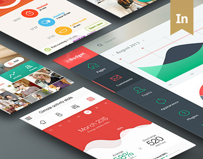 UI/UX projects