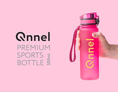 QNNEL - Premium sports bottle