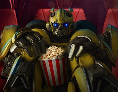 Volkswagen Bumblebee Cinema Benefits