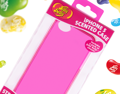 Jelly Belly Scented Mobile Phone Cases