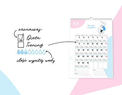 Kalendarz fitness