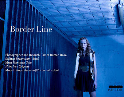 Borderline # MOOB MAGAZINE (IT)