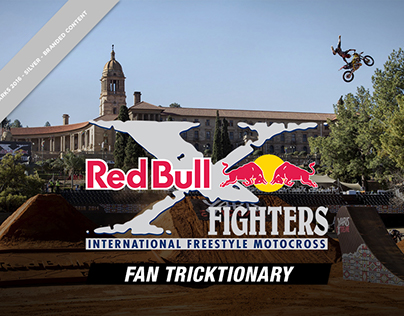 Red Bull X-Fighters - Fan Tricktionary