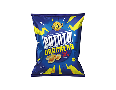 POTATO CRACKERS PACKAGING FOR ACME