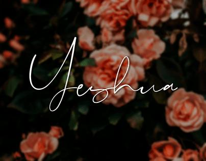 """""""Yeshua"""" - José Jr."""
