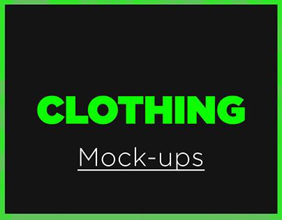 Clothing MuckUps
