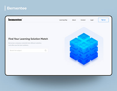 Bementee - Learning Website