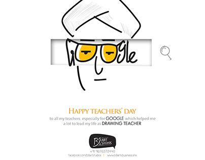 Happy Teachers' Day