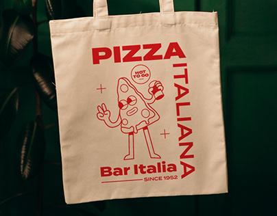Bar Italia rebrand
