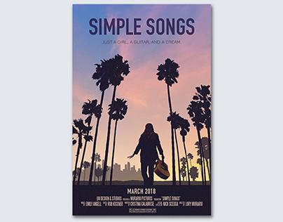 Simple Songs - Original Movie Poster