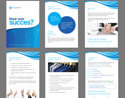 Franchise Recruitment Brochure Designing