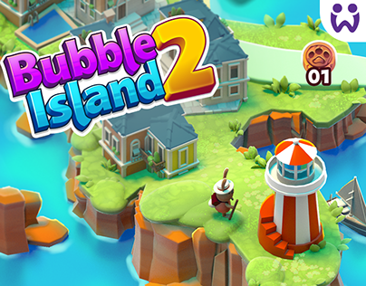 Bubble Island 2 - Maps