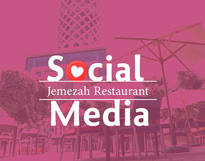 Social Media Designs - Jemezah Restaurant