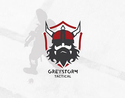Graystorm Logo Design