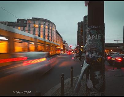 Street view Friedrichstraße Berlin