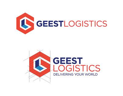 Geest Logistics Branding Identity