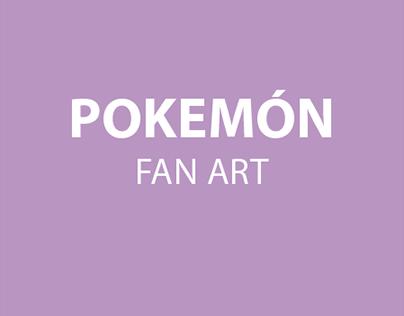 Pokemón Fan arts