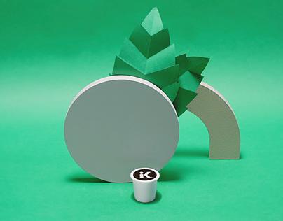 Keurig Recyclability | Campagne web