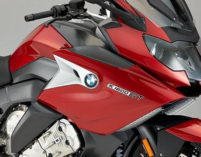 BMW K1600 GT & GTL