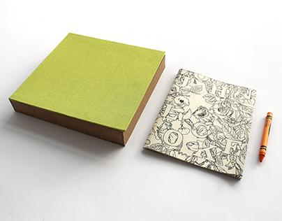 Human Understanding - A Coloring Book