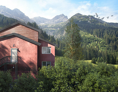 RED MOUNTAIN House