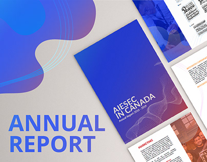 AIESEC in Canada Annual Report - 2019