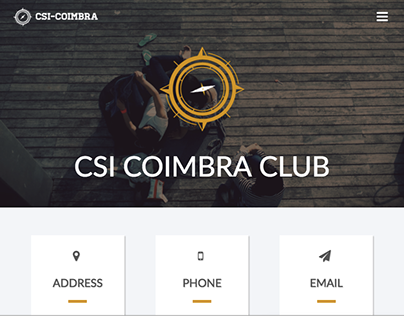 CSI Coimbra - Hostel