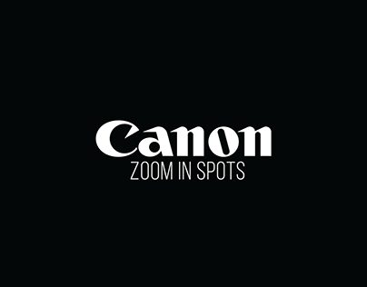Canon - Zoom in radio spots