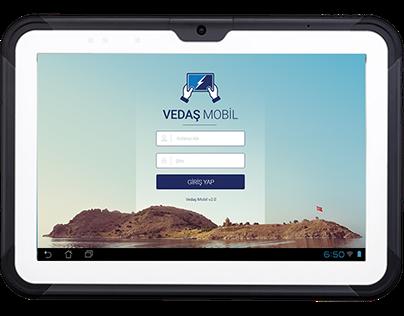 VEDAŞ Mobile Application