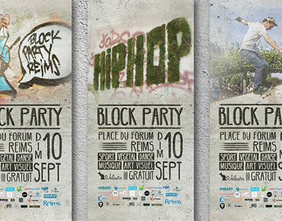 Block Party 2017 / Reims