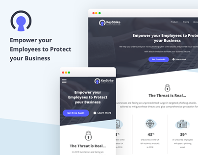 Security Solutions Branding