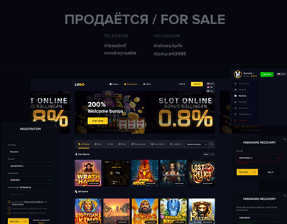 For sale: Casino-Online