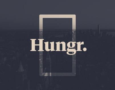 Hungr. iOS App
