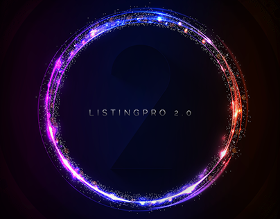 ListingPro 2.0 - Coming in August 2018