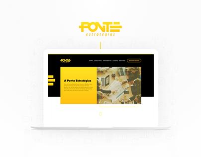 Yooh   Website - Ponte Estratégias