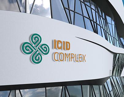 Thiết kế logo dự án bất động sản ICID COMPLEX