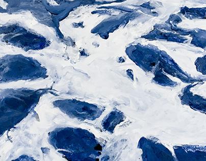 Chris Page Art: Ocean Series