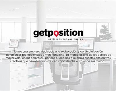Getposition