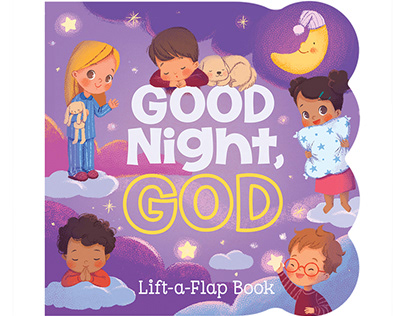 Good night, God - children's book