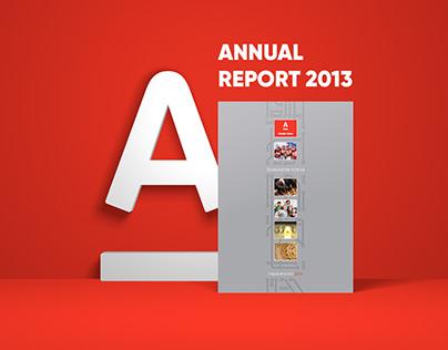 Alfa Bank Annual Report 2013