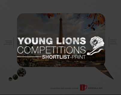 Young Lions / Print