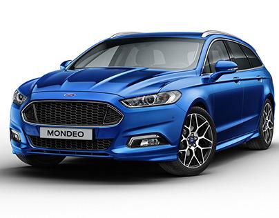 Ford Mondeo Sport - Studio