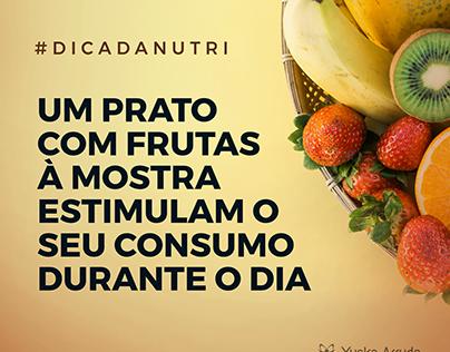Social Media - Yuska Arruda Nutricionista