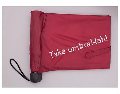 Take Umbrel-lah!