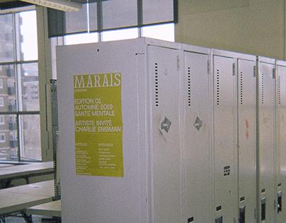 MARAIS - EDITION 01