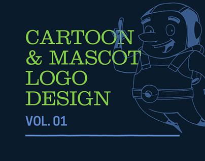 Cartoon & Mascot Logo Design