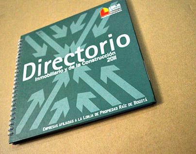 Directorio inmobiliario y de la Construcción 2011