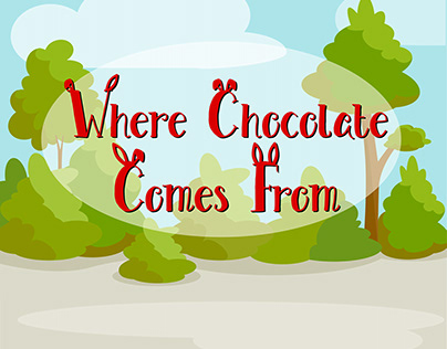 Where Chocolate Comes From