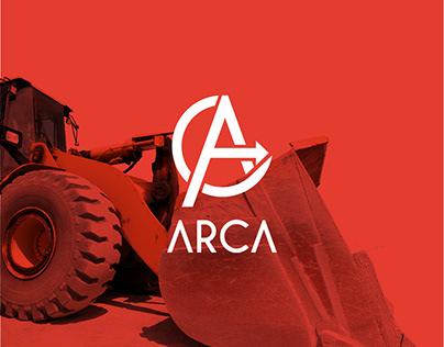 Arca | Brand Identity