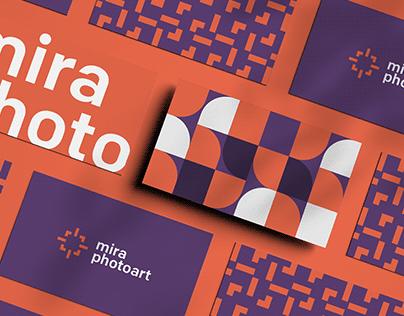 Logotipo - Mira Photoart